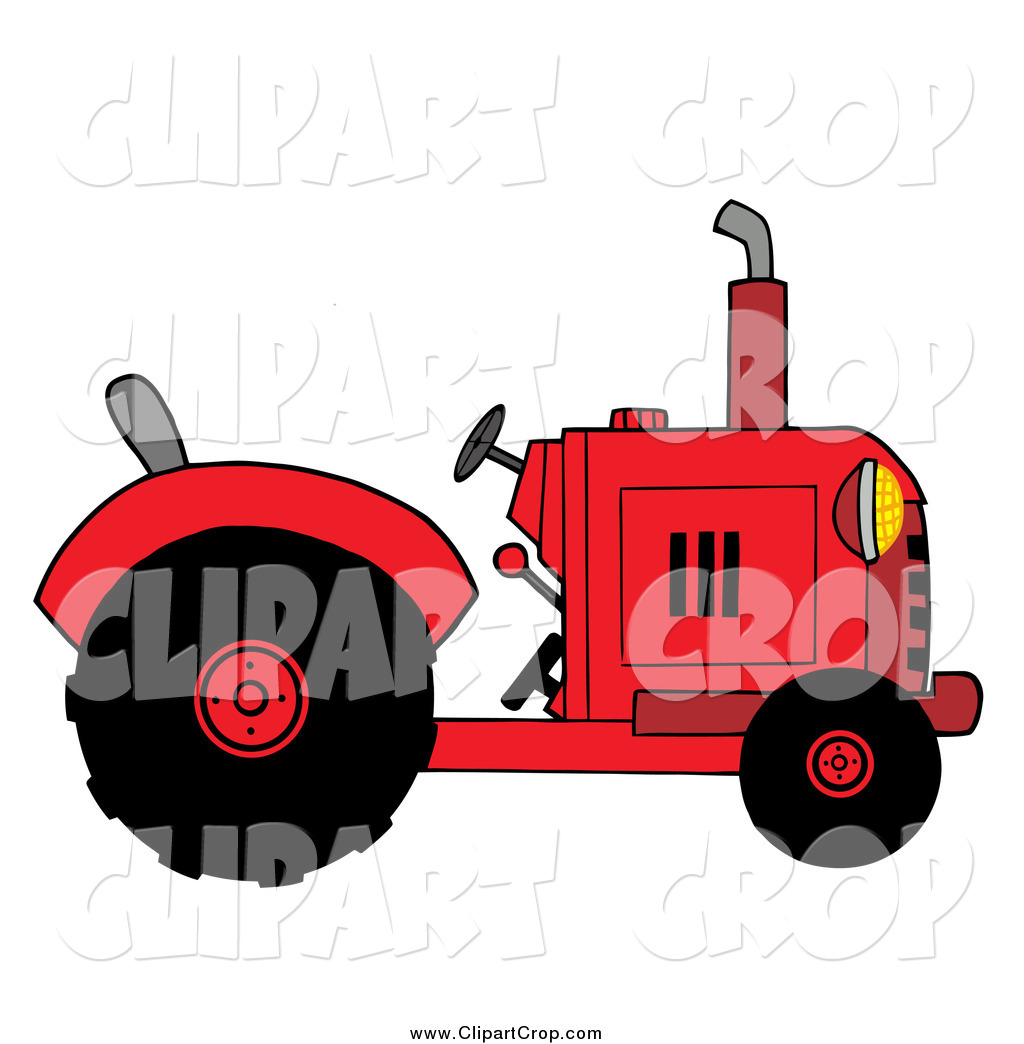 1024x1044 Red Tractor Clipart Clipart Panda