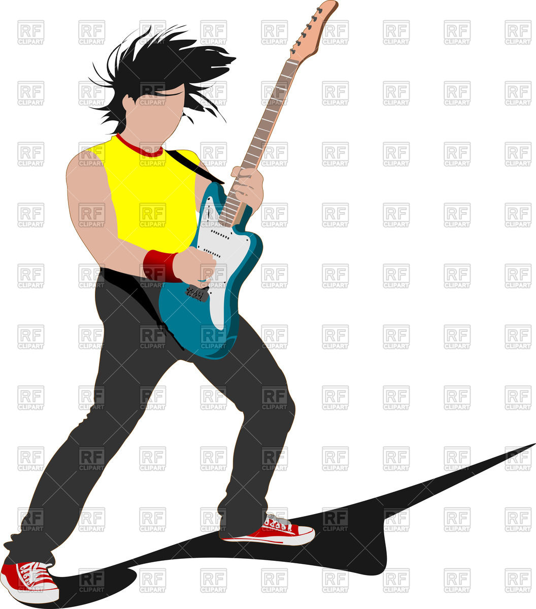 1056x1200 Awesome Design Ideas Rock Star Clipart Anime Manga Girl Goth Emo