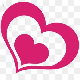 260x260 Emoji Heart Symbol Clip Art