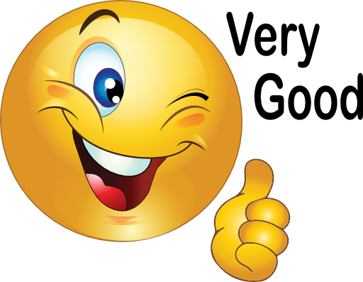 512x397 Smiley Face Clip Art Thumbs Up Clipart Panda