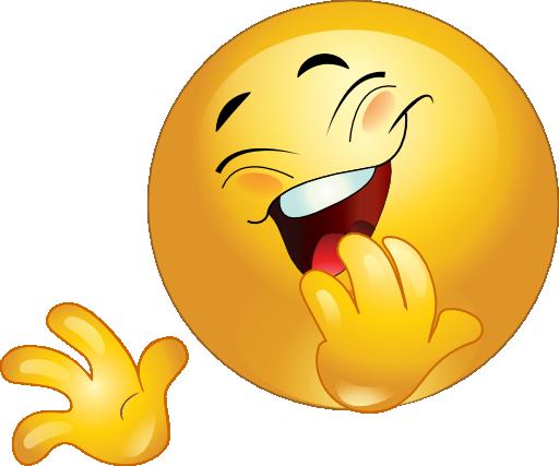 512x427 Laughing Smiley Face Clip Art Clipart Panda