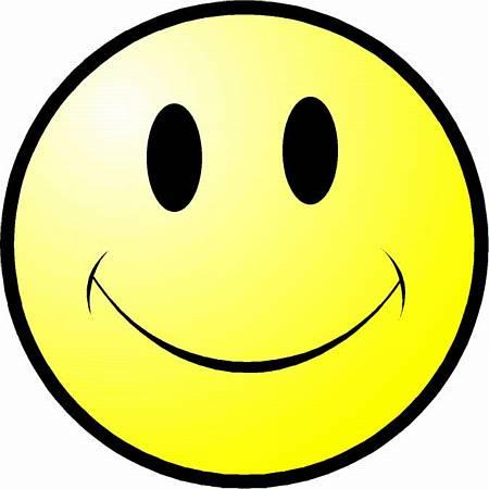 450x450 Clip Art Yellow Face Emoticon Clipart