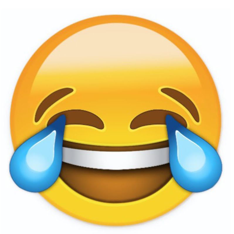 798x798 Crying Laughing Emoji Know Your Meme