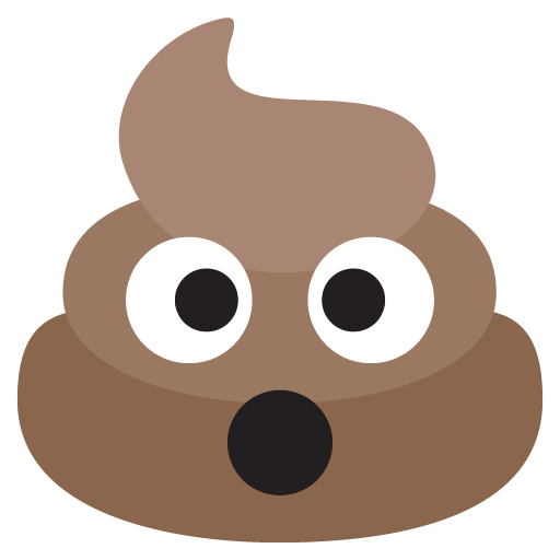 512x512 Pile Of Poo Emoji Vector Icon Free Download Vector Logos Art