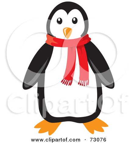 450x470 Royalty Free (Rf) Clipart Illustration Of A Cute Black And White