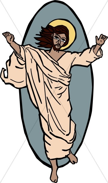 362x612 Empty Tomb With Stone Easter Clipart