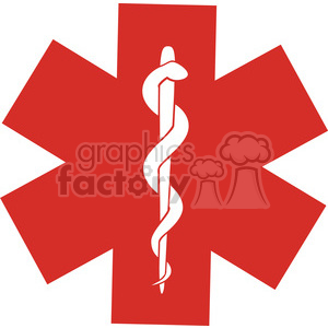 300x300 Doctor Symbol Clipart Red