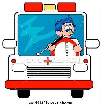 350x367 8 Best Clip Art Of Ambulances Amp Etc. Images