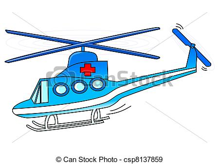 450x338 Ambulance Helicopter Clipart