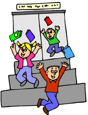307x400 End Of School Clipart Group