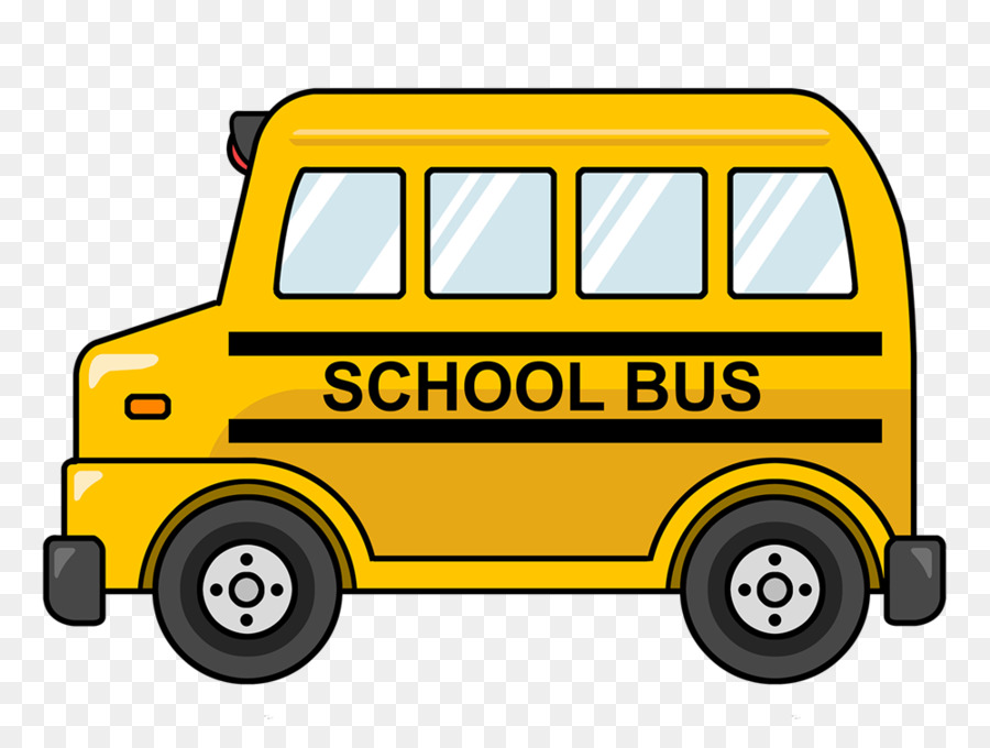 900x680 School Bus Free Content Clip Art
