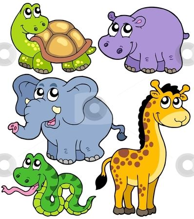 Endangered Animals Clipart