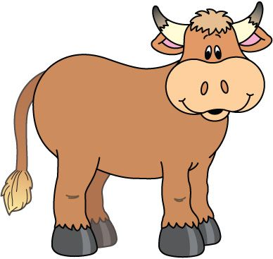 388x367 Cow Animal Cliparts 101 Clip Art