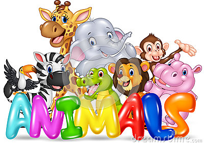 400x285 Word Clipart Animal