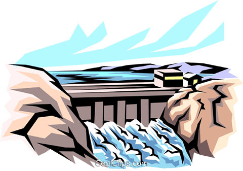 480x337 Energy Clipart Hydro Dam