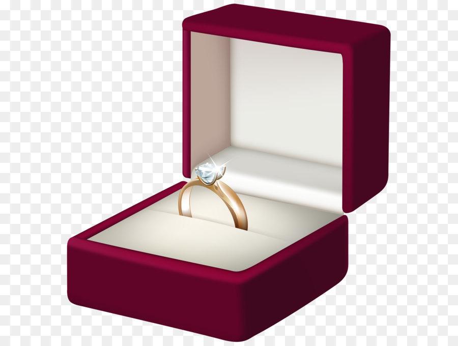 900x680 Engagement Ring Box Clip Art