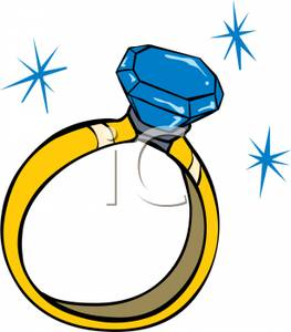 263x300 Diamond Ring Clipart Clipart Panda