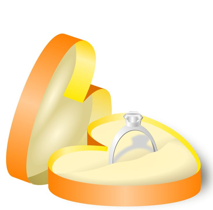 Engagement Ring Clipart
