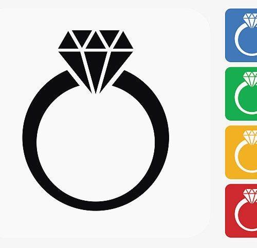 500x483 Diamond Ring Clipart Lovely Diamond Ring Clip Art