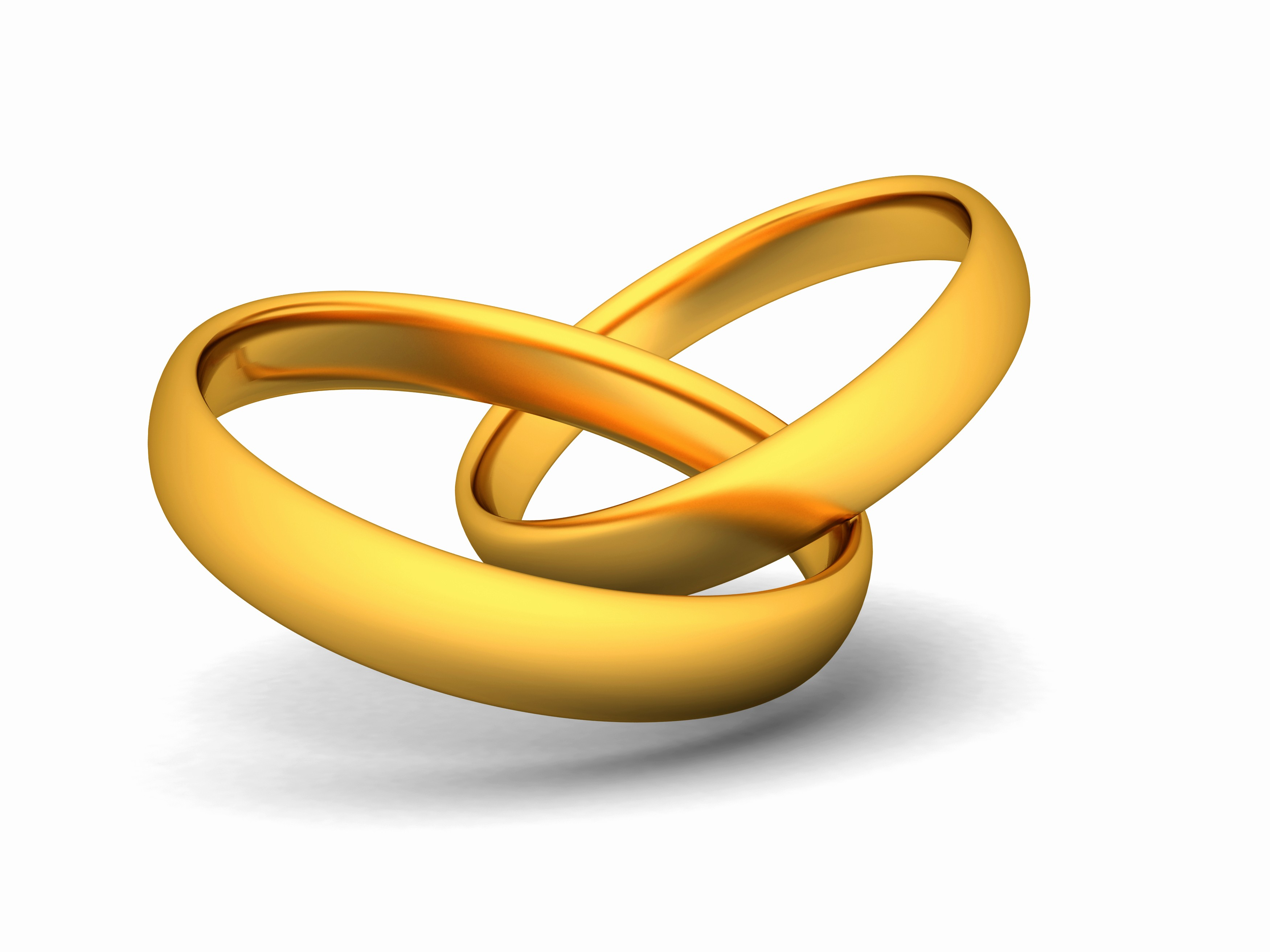 3500x2625 Gold Engagement Ring Png Transparent Clip Art Image Gallery