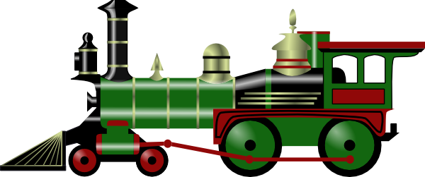 600x251 Front Train Engine Clip Art Clipart Panda