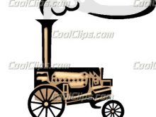 220x165 Steam Engine Clipart Old Trains Clipart Clip Art Old Steam Clipart