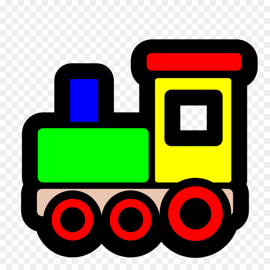 900x900 Wooden Toy Train Rail Transport Clip Art
