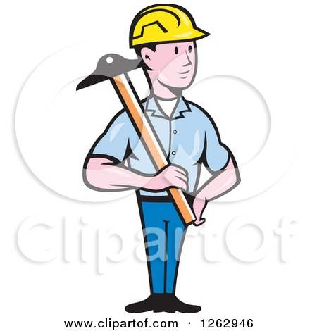 450x470 Mining Engineer Clipart