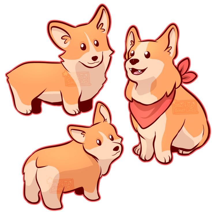 735x735 Dogs Clip Art Tumblr