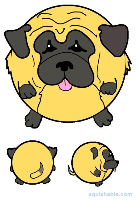 450x662 Squishable English Mastiff. An Adorable Fuzzy