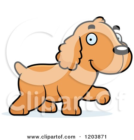 450x470 Royalty Free (Rf) Spaniel Clipart, Illustrations, Vector Graphics