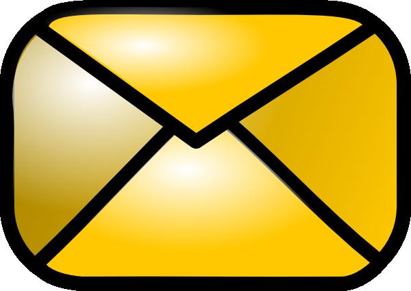 600x425 Closed Envelope Icon Clip Art Free Vector 4vector