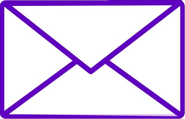 600x387 Envelope Clip Art