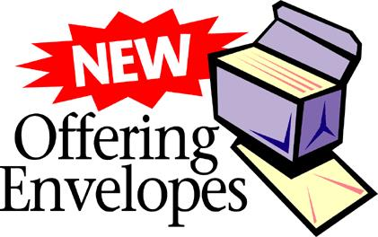 421x264 Offering Envelopes Cliparts