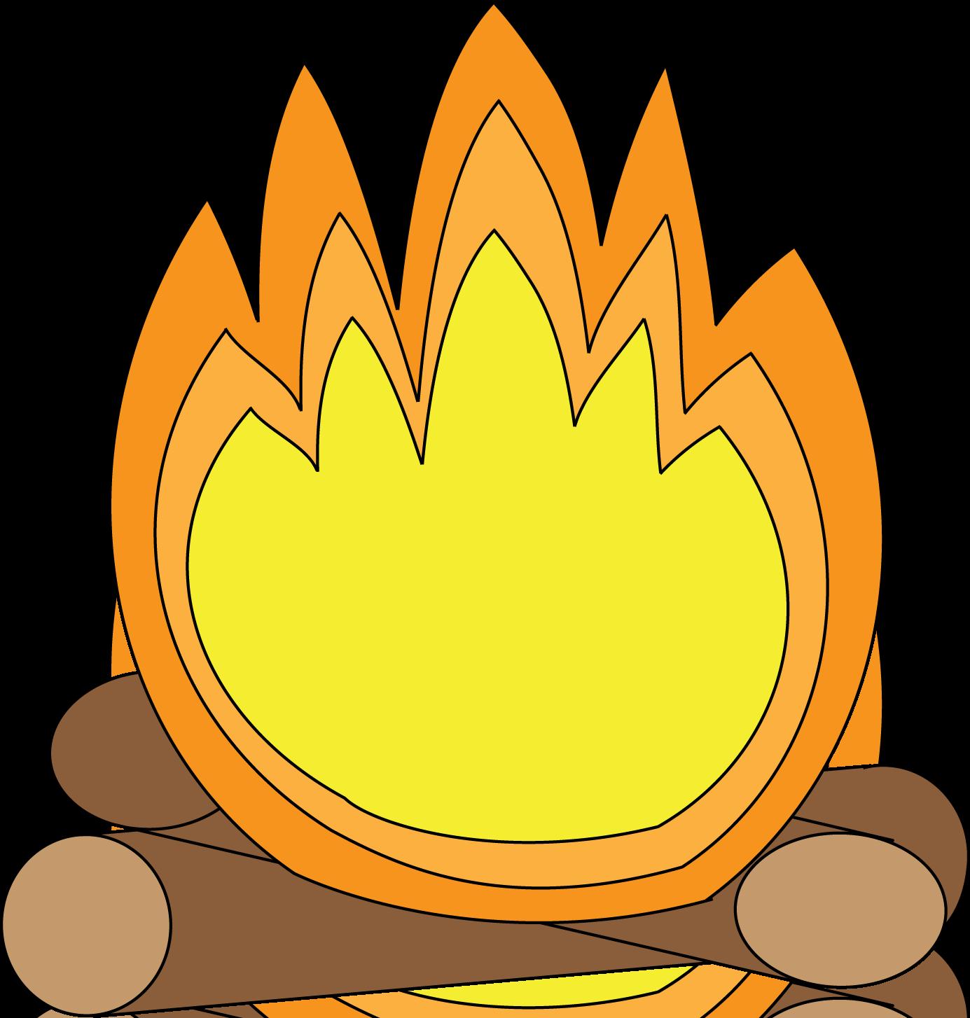 1385x1454 Bonfire Clipart Epic