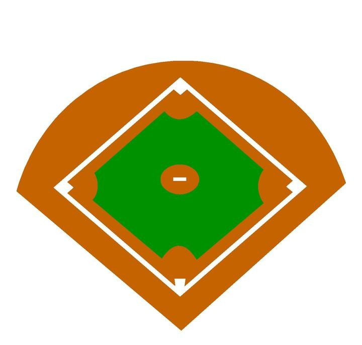 720x686 Very Attractive Baseball Field Clipart Epic Clip Art At Clker Com