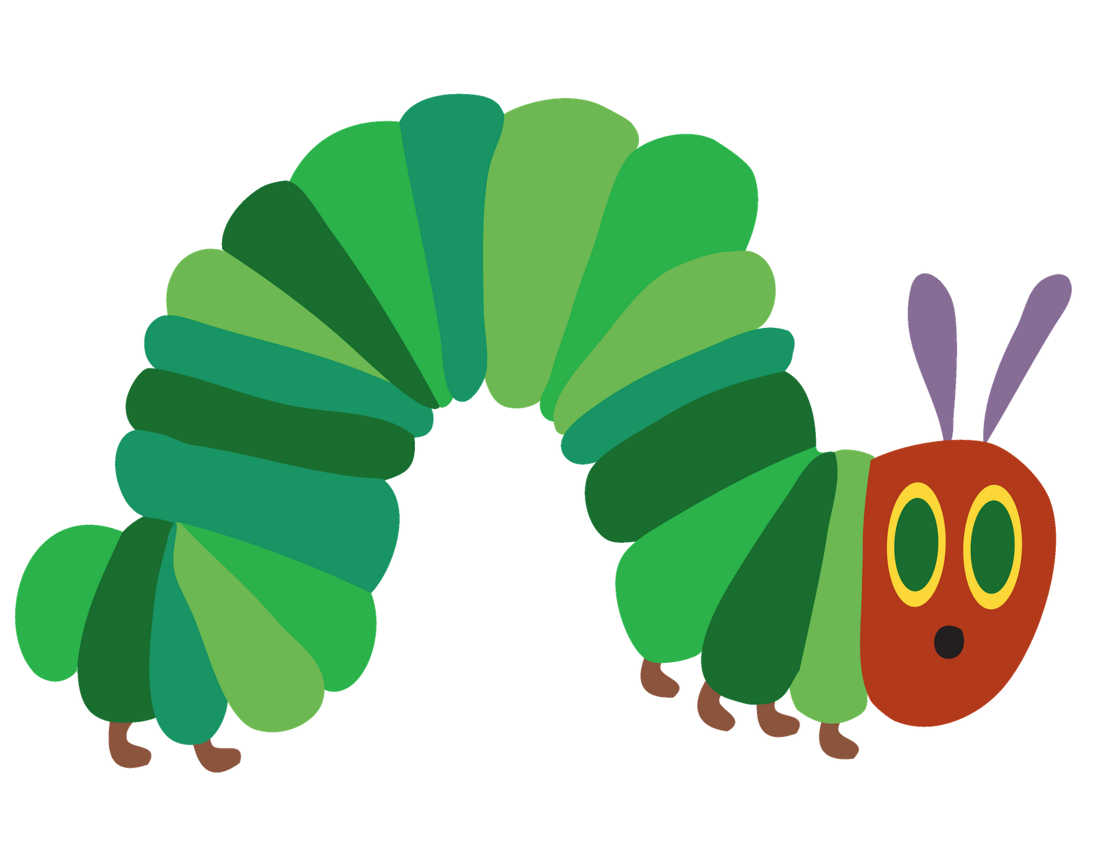 1600x1236 Les Roquetes English Blog The Very Hungry Caterpillar (P3, P4, P5)