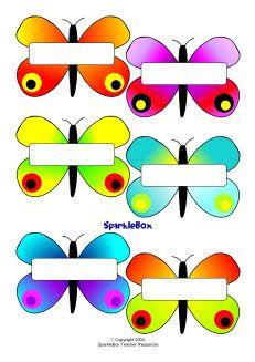 231x327 Self Registration Butterflies (Sb1409)