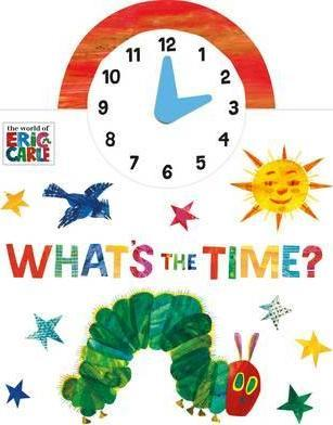 307x392 The World Of Eric Carle What's The Time Eric Carle 9780141363752