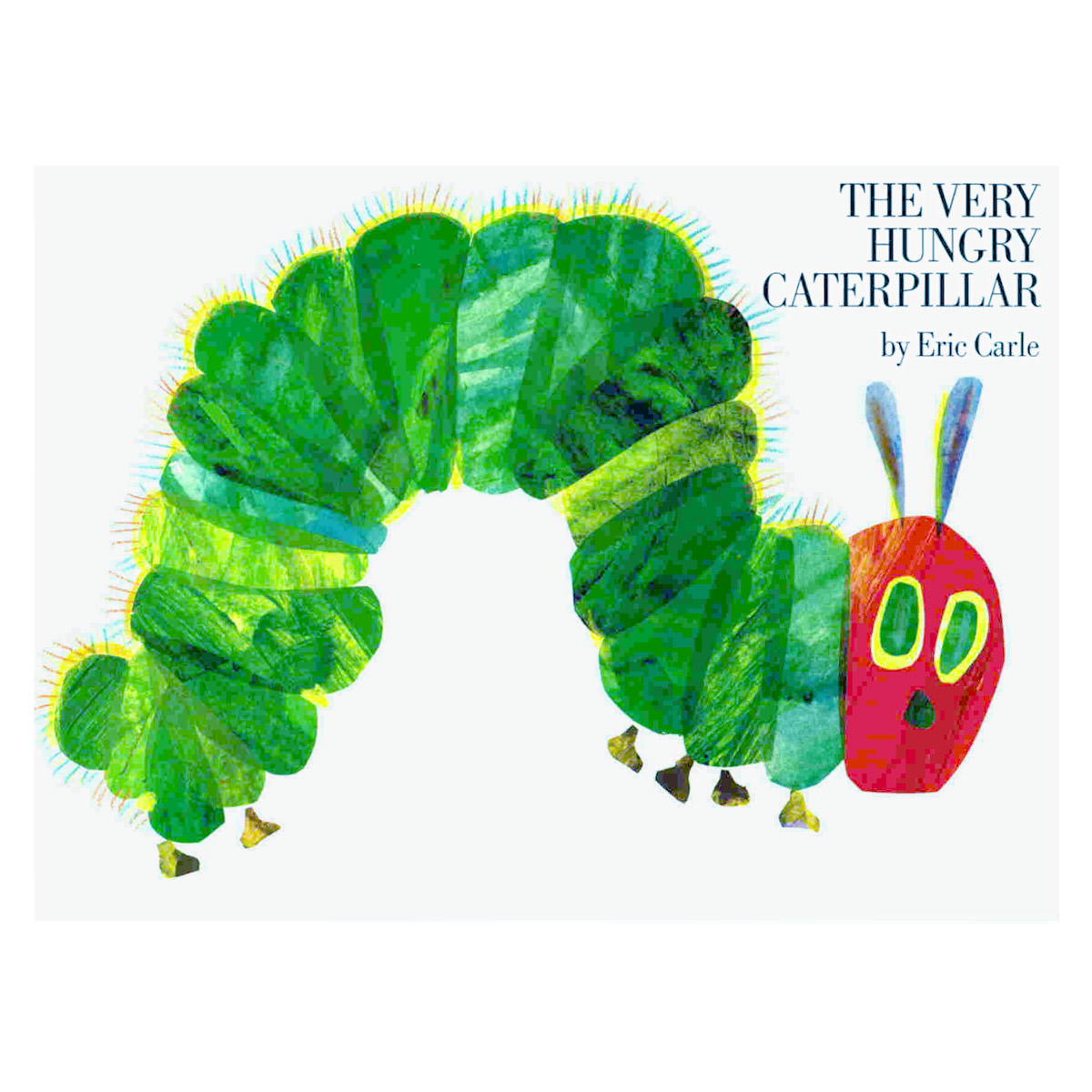 1200x1200 Toys The Very Hungry Caterpillar Board Book