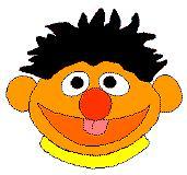 171x160 Ernie Sesame Street Clipart