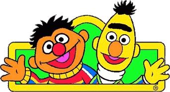 342x186 Sesame Street Ernie Clipart