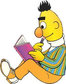 234x297 Ernie Grouch Reading
