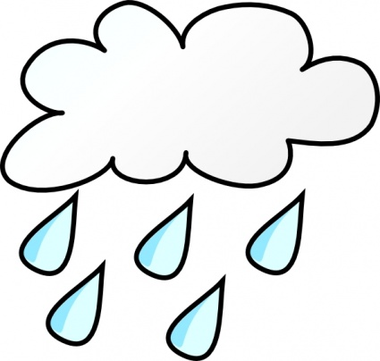 425x404 Extreme Weather Clip Art