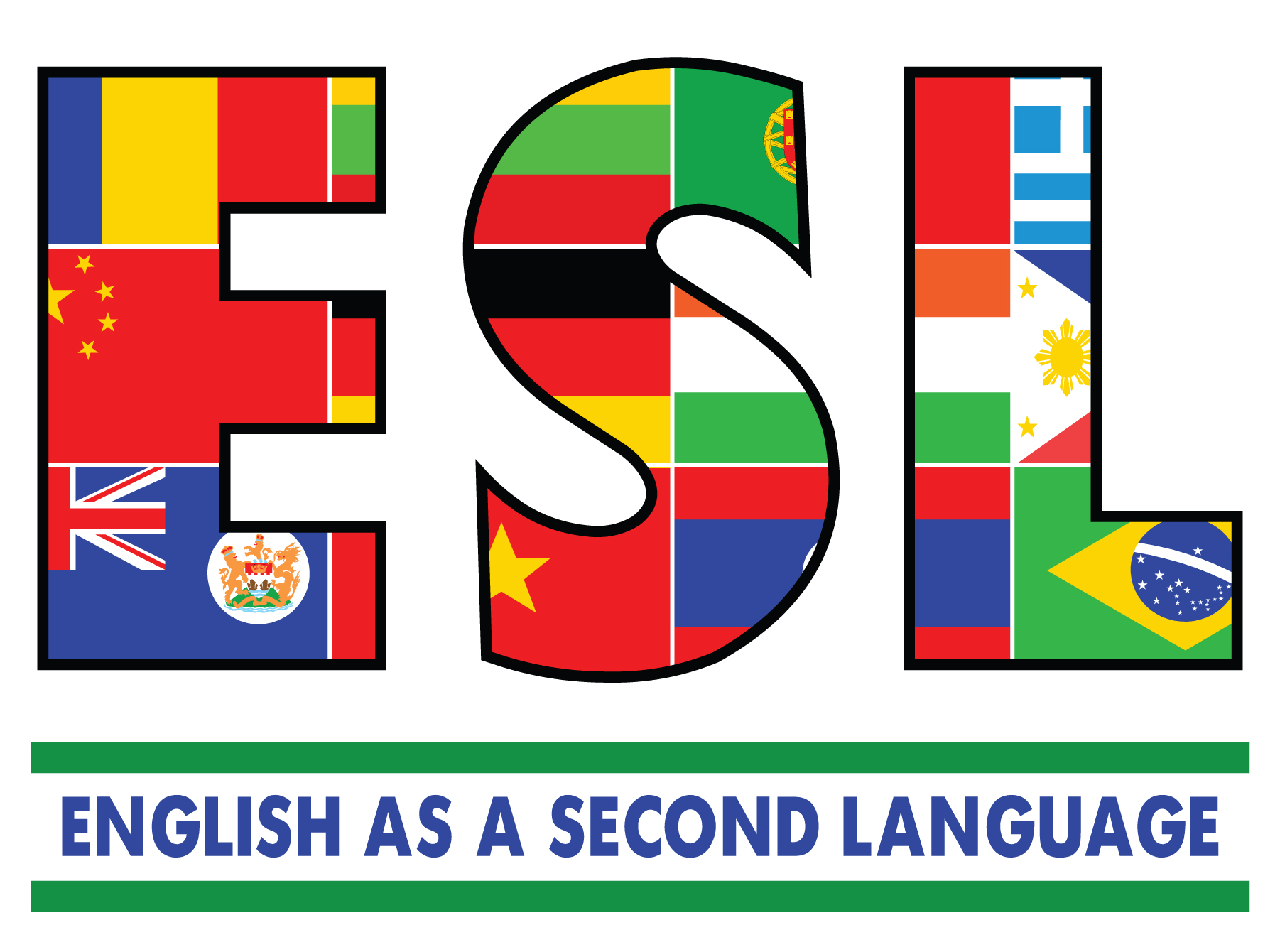 1802x1340 Esl Logo Clipart
