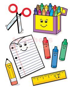 236x293 School Supplies Esl Worksheet Clipart Clip Art