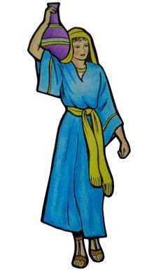 210x390 The Woman Who Loved Sunday School, Clip Art And Patterns