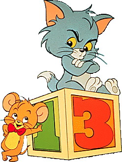 248x329 Tom And Jerry Clip Art