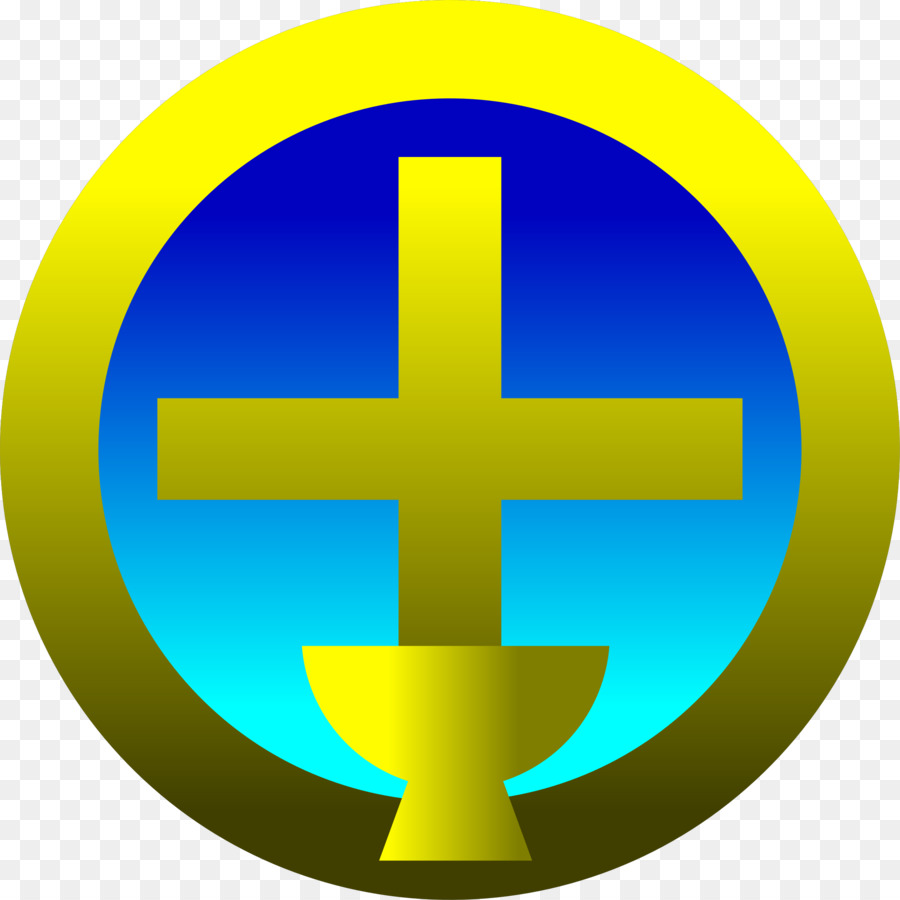 900x900 Eucharist Chalice Symbol Christian Cross Clip Art