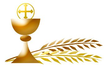 350x219 Eucharist Communion Catholic Clipart Designs Images Cd Banners